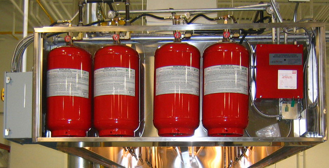 Proshield Fire & Security - Wet Chemical Systems
